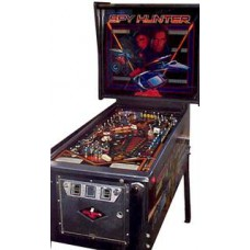 Bally Spy Hunter Pinball Machine